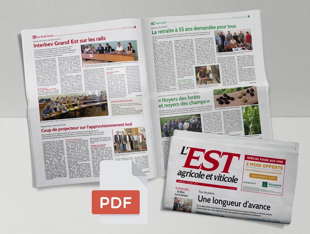 Abonnement papier + web PDF - 1 an