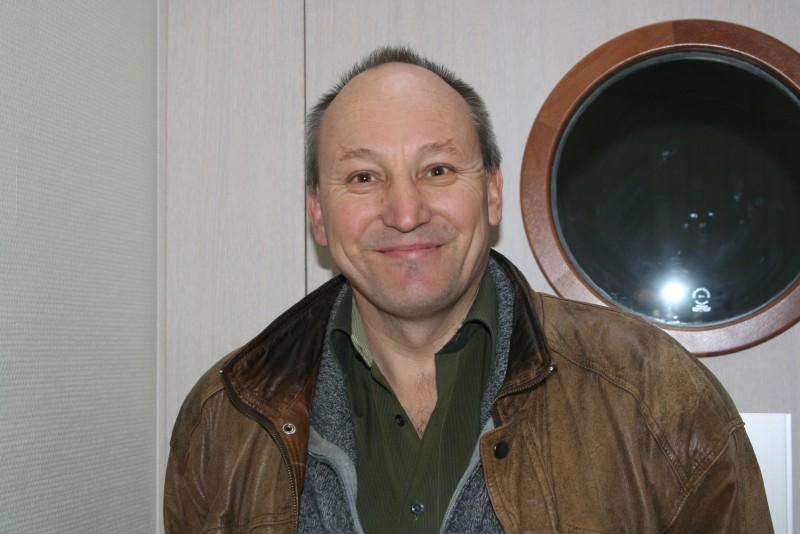 Egon Zuberer