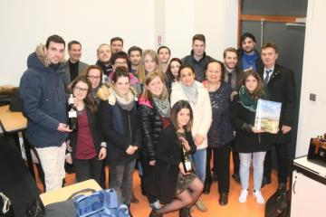 Faculté Agromarketing Vins Israël
